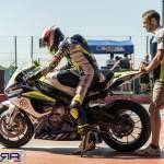 Qualifiche da prima fila per il Team Calibra sul circuito di Modena