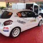 CAMPIONATO ITALIANO WRC OLDANI TERZO DI CLASSE AL 40° RALLY ELBA