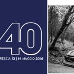 Campionato Italiano WRC, Round 2, Rally 1000 Miglia, Calibra presente con 4 equipaggi